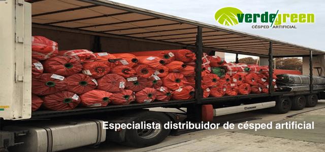 Verdegreen, distribuidor de césped artificial