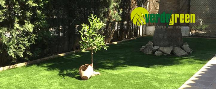 Ventajas de instalar césped artificial en el jardín.