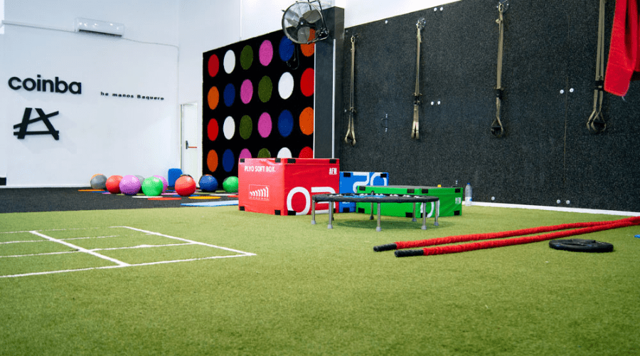 césped artificial en zonas deportivas, Verdegreen Césped
